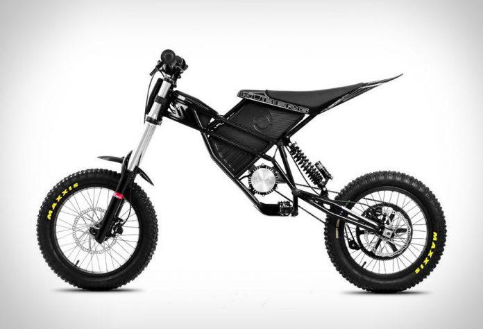 moto electrique - 125cc - moto cross - 2019 - prix - adulte