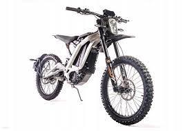 moto electrique - hybride - 11kw - enduro