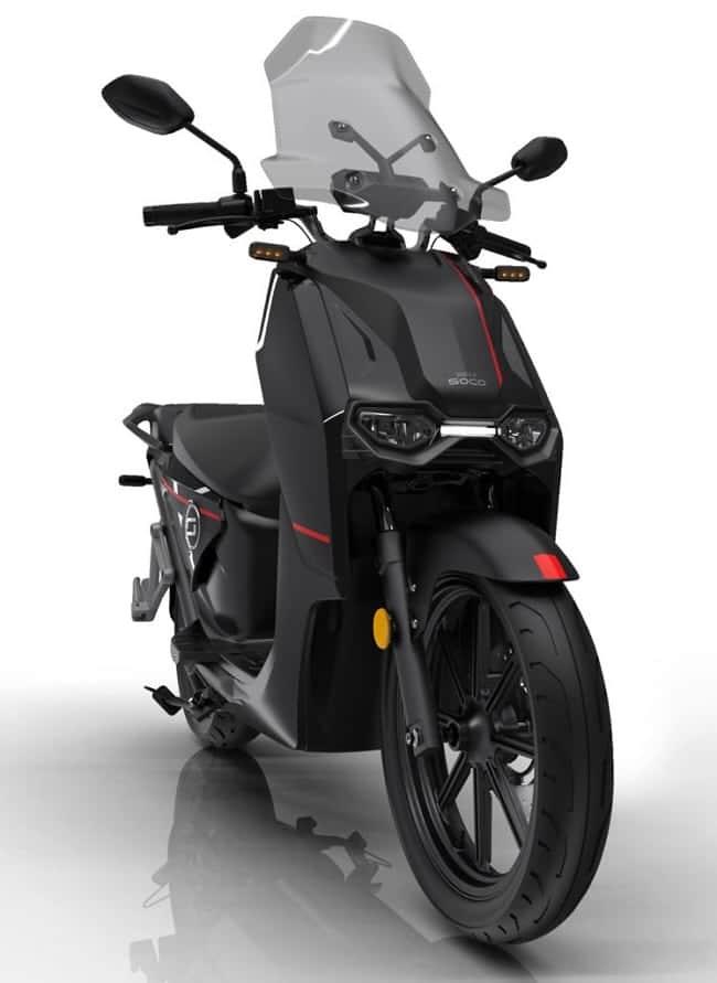 scooter electrique - 3 roues sans permis - prix - adulte puissante