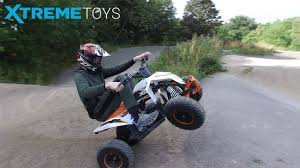 quad enfant - 50cc - lebonquad - petit