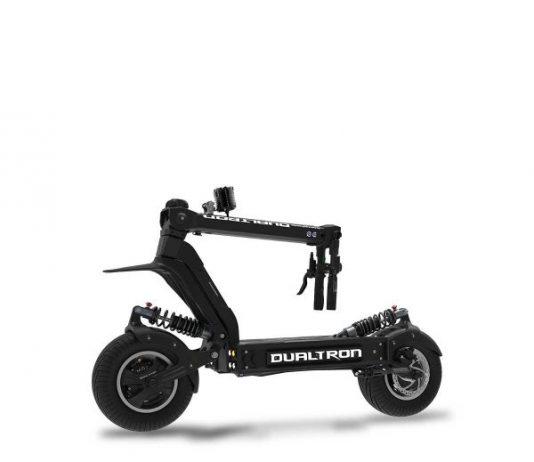 dualtron x - éléctrique - grande autonomie - minimotors - dual tron - 70 km h
