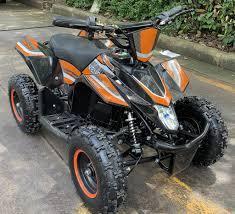 quad 50cc - pas cher - 49cc - essence