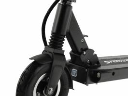 speedway mini 4 pro - minimotors - pliable - trotinette - gyrophare - adulte
